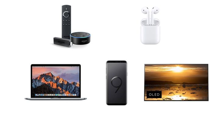 Today's Best UK Deals: Amazon Fire TV Samsung Galaxy S9 and Sony TV's