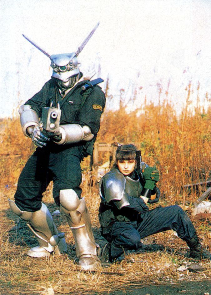"onyomugan3: "" アップルシード 1988年 """