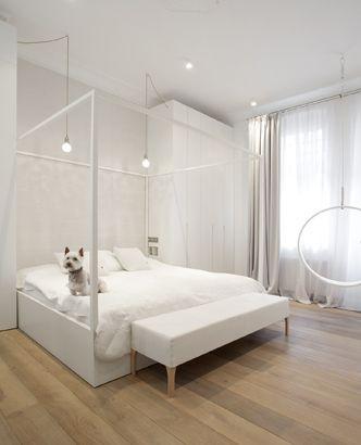beautiful apartment in tenement by Kreacja Przestrzeni, Poznań Poland/ apartament w kamienicy 160m, projekt Kreacja Przestrzeni