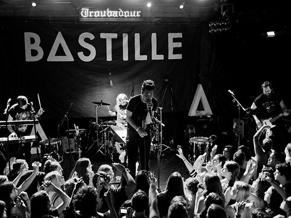 bastille of the night intro