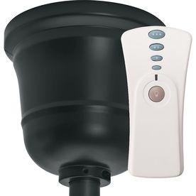 Hunter Black Handheld Universal Ceiling Fan Remote Control 99181