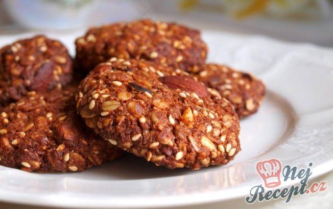Křupavé sušenky ze špaldové mouky