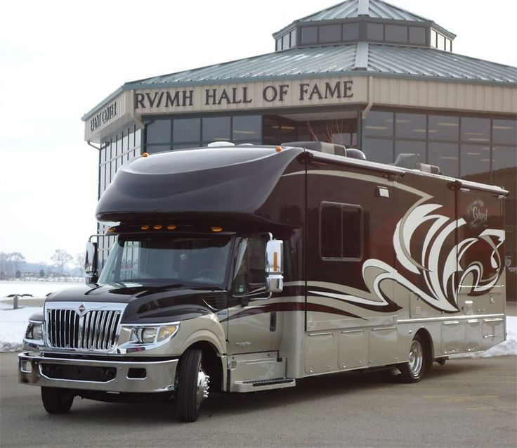 166 Best Images About Motor Homes On Pinterest
