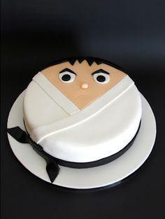 1000+ ideas about Karate Cake on Pinterest | Art Birthday Cake ...