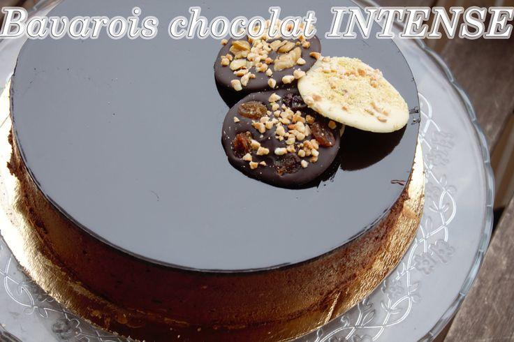 Bavarois FACILE Chocolat INTENSE QUELLE-RECETTE Episode 27