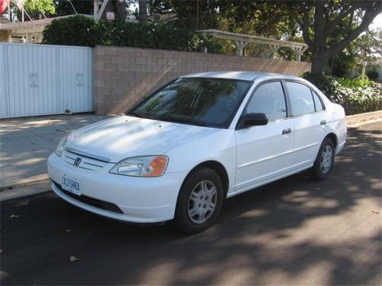 Beautiful Sedan, 2001 Honda Civic LX With 4 Door In Azusa, CA (91702) | HONDA Cars  Collection | Pinterest | Honda Civic, Sedans And Honda