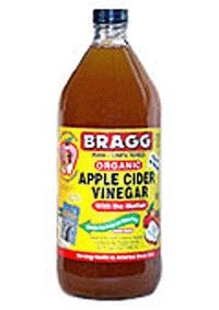 SEBORRHOEIC DERMATITIS -->Treatment<-- w/APPLE CIDER VINEGAR...??? *A.C.V. is said to PH Balance which makes sense.
