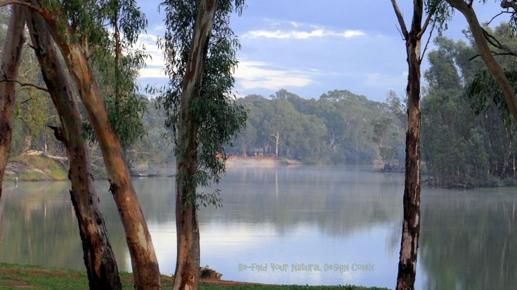 Taken at Loxton looking towards the boat ramp area .  Taken 24/5/14. Conix Re-Find Your Natural Design