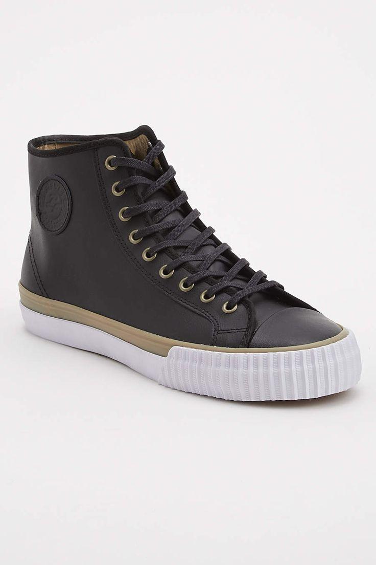 PF FLYERS CENTER HI LEATHER. Pf FlyersMen StuffKedsTennisMen's  FashionFootwearTennis SneakersMan ...