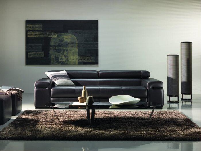 natuzzi avana 2570 living room pinterest italia