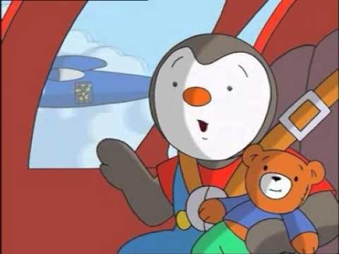 Tchoupi et doudou t 39 choupi en avion vid os pour enfants - Tchoupi et doudou noel ...