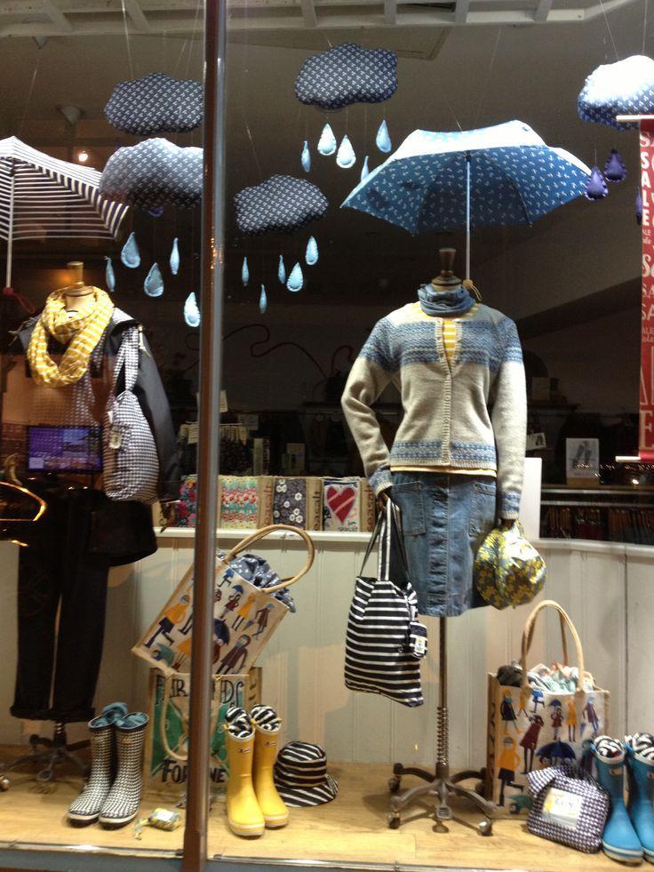 rain cloud window february 2014 by seasalt 39 s window team charity shop window ideas. Black Bedroom Furniture Sets. Home Design Ideas