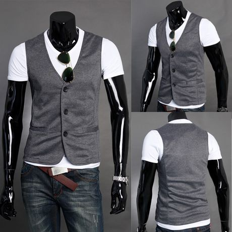 casual vests - Google Search