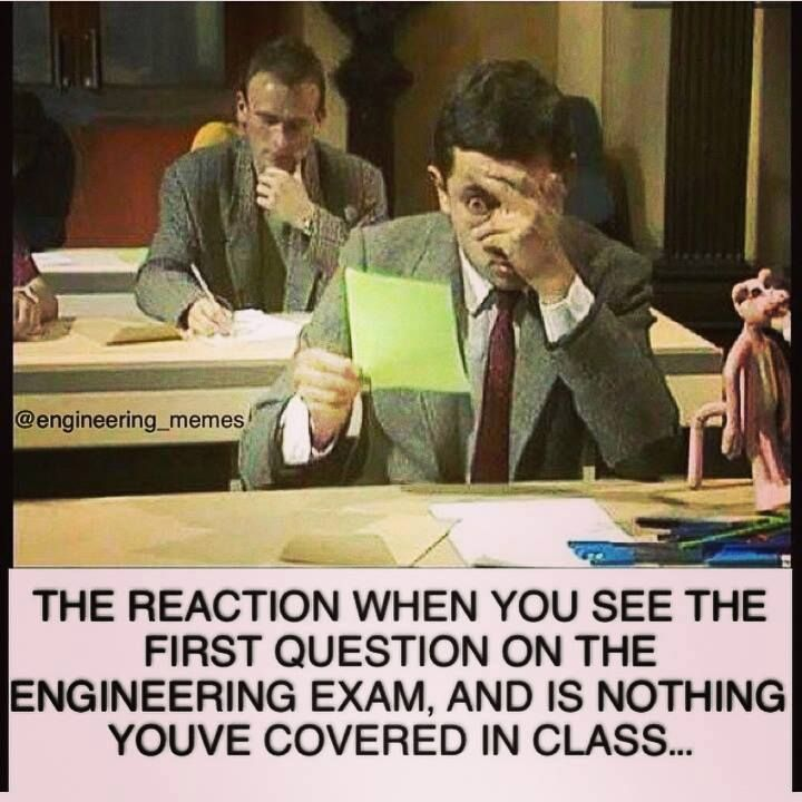 Engineering Exam