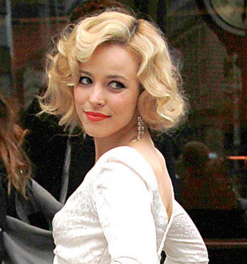 Rachel Mcadams Fun Many Faces Of Marilyn Pinterest