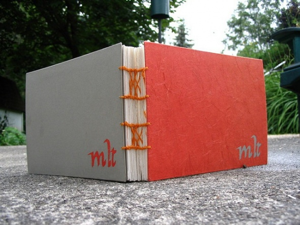 Everything about book binding