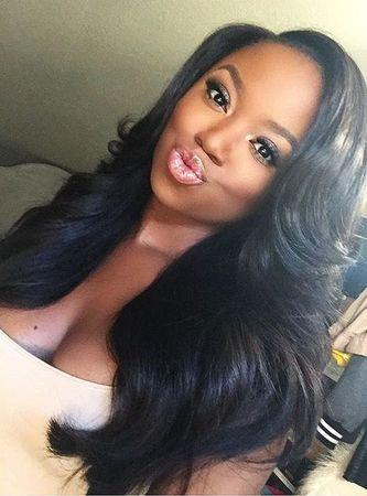 Long Wigs - Human Hair Wigs For Black Women
