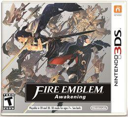 Fire Emblem Awakening - Nintendo 3DS [Digital Download]