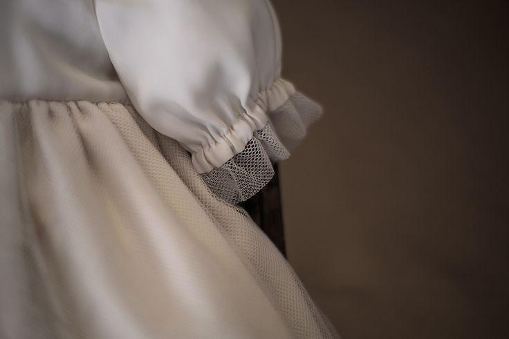 #christening #dress #detail
