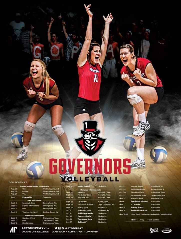 Posterswag Com Top 30 Ncaa Volleyball Schedule Posters Smsports Sportsbiz Poster Swag Di 2020