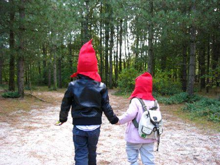 Het kabouterpad in Schoorl - Leuke dingen doen - voor familie en natuurlijk de kids.
