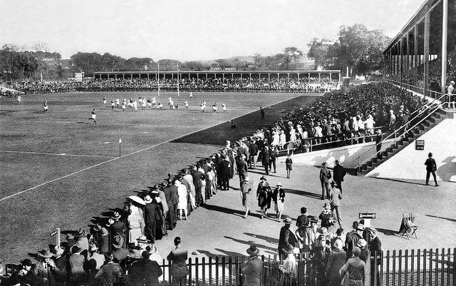 Newlands Rugby Ground - c1930