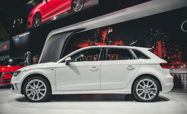 Audi A3 Sportback 2015 S Line