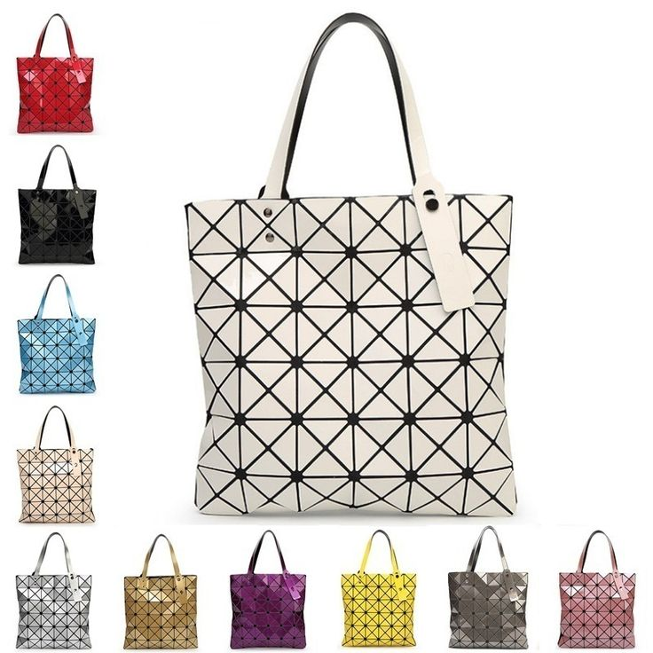 Cheap bag lady bags, Buy Quality bag rescue directly from China bag cute Suppliers:     BaoBao Women BAO BAO Bag Lady Geometry Package Sequins Mirror Saser Plain Split Joint Mujer Shoulder Bags Larg
