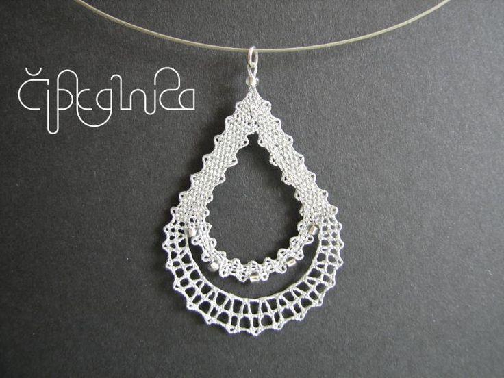 KKP1 srebrna ogrlica / silver necklace