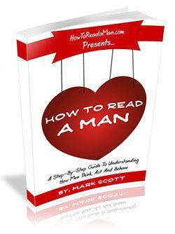 How To Read A Man - discover weird secrets about men