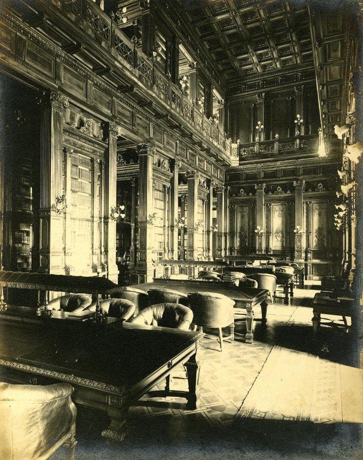 1900 ca. Biblioteca del Congreso.