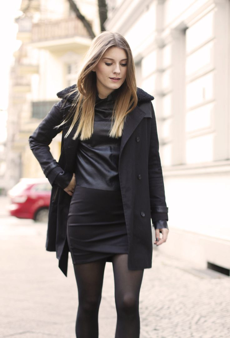 outfit: all black again. - Hoard of Trends - Fashion Blog / Modeblog aus Berlin