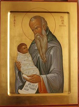 Святой преподобный Стилиан Пафлагонский
