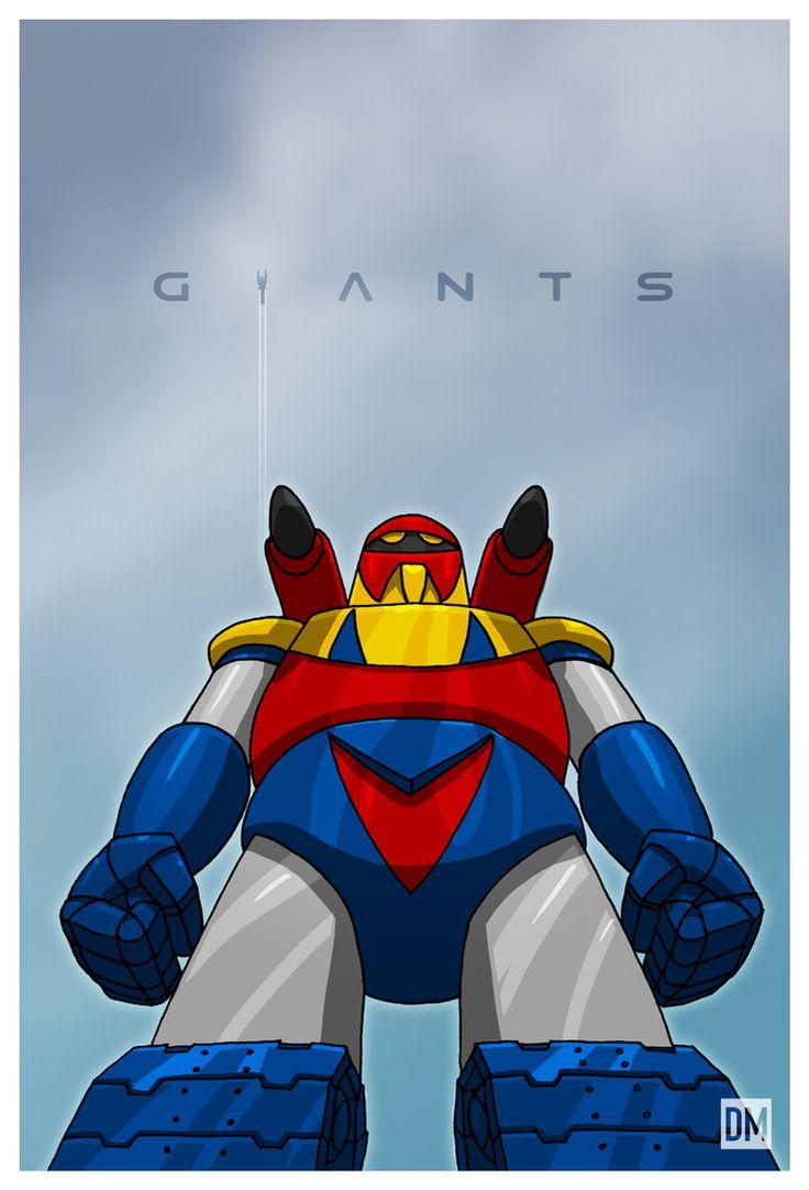 Giant - Poseidon by DanielMead on deviantART