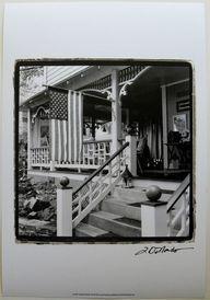 $20.99  Black AND White Photographic ART Print American Breeze VIII BY Laura Denardo |
