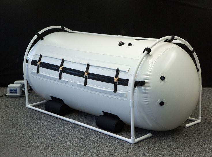 "40"" Grand Dive Portable Hyperbaric Oxygen Chamber 