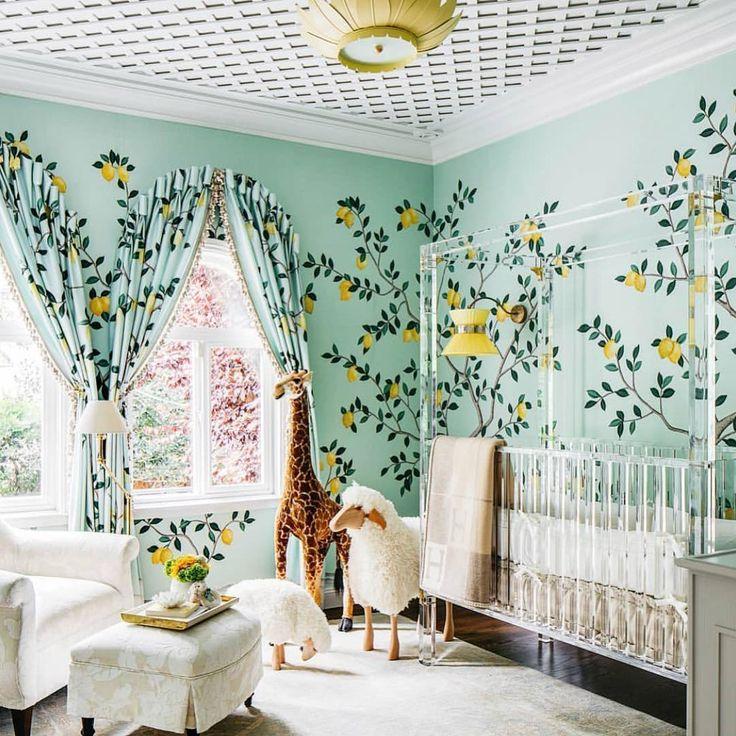 Sweet Sunday Vibes. #wescout #interiors #nursery Design von @dinabandmaninteriors