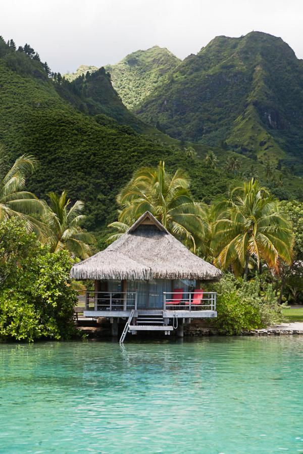 French Polynesia On The World Map%0A    Best Overwater Bungalow Photos from Tahiti