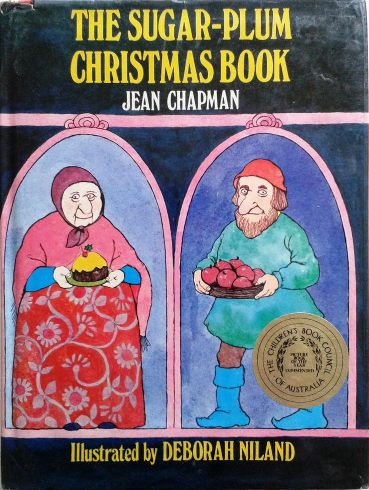 The Sugar-Plum Christmas Book by Jean Chapman