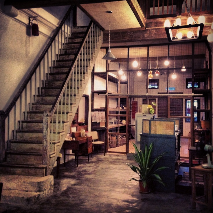Reng I Tang Heritage Inn @ Penang, Malaysia √