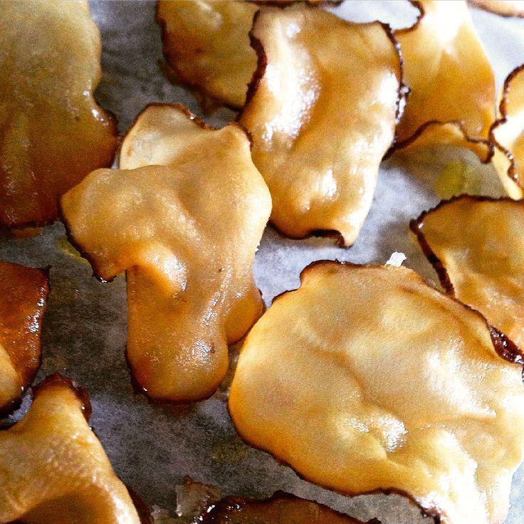 Edible #autumn  #potato chips