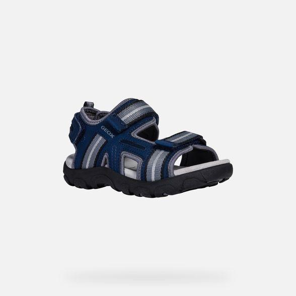 Jr Strada Deportivas De Niño Geox Zapatos Para Niñas Zapatos Sandalias Para Niñas