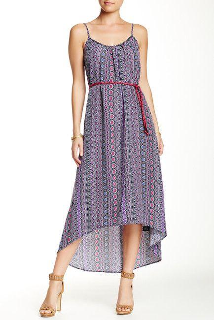 Hi-Lo Casablanca Dress