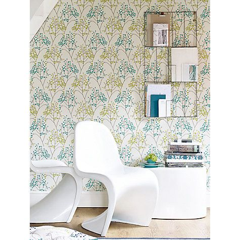 Buy Sanderson Pippin Paste the Wall Wallpaper Online at johnlewis.com