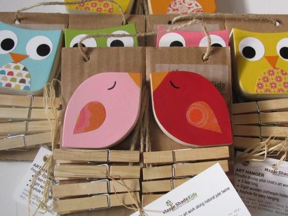 birdies and owlies....so cute!!