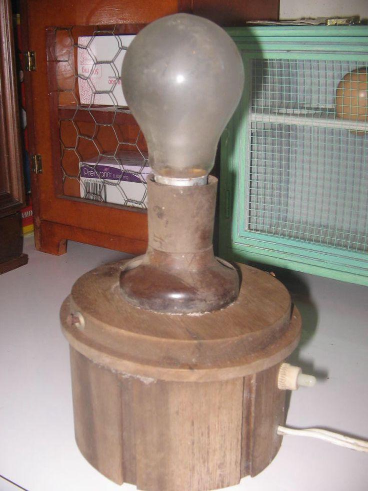 Old Farm Light, Still Works