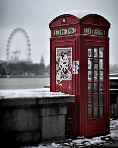 Voltar a Londres!