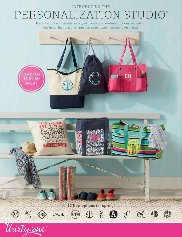 Thirty One Catalog 2016 - Spring | Summer by Kahne Kuanoni, Sr. Executive Director | Thirty One - issuu