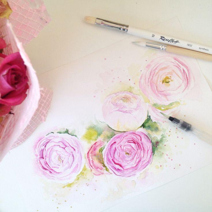 Flowers... By Vólkova Tatiana