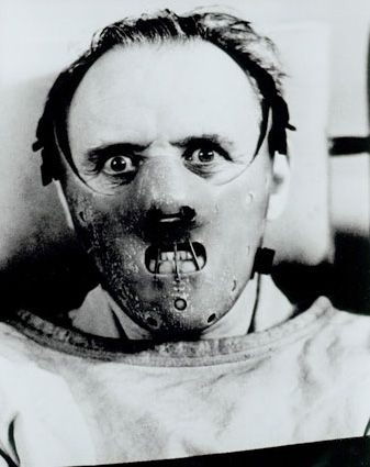 Hannibal Lecter Movies - Anthony Hopkins